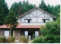 大崎市古川 設計士さんとのコラボによる赤い大屋根の洋風新築住宅