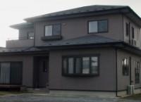 遠田郡涌谷町の新築住宅 高気密・高断熱・高耐震・省エネ、サッカーが大好きなお父さんの家