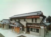 登米市登米町-冬場でも暖かい全館床暖房、オール5寸角の和風注文住宅