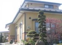 登米市津山町 おじいさんこだわりのケヤキ階段が見事な純和風の新築住宅