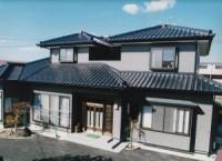 登米市登米町の家 Y様邸 花梨の床が高級感を生む純和風の新築住宅